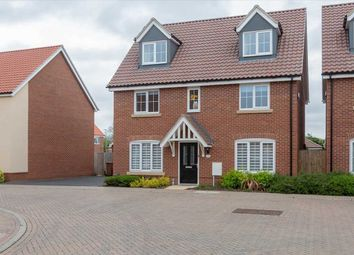 Thumbnail 5 bed property for sale in Nigel Way, Trimley St. Martin, Felixstowe