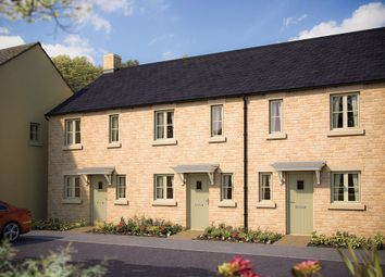 "Thumbnail 2 bed terraced house for sale in ""The Amberley"" at Todenham Road, Moreton-In-Marsh"