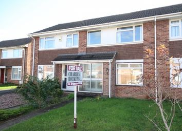 Thumbnail 3 bed terraced house for sale in Canworth Way, Bridgwater