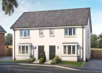 Thumbnail 3 bed semi-detached house for sale in The Blair, Ravenscraig, The Castings, Meadowhead Road, Ravenscraig, Wishaw