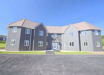 Thumbnail 2 bed flat for sale in Wiltshire Crescent Apartments, Royal Wootton Bassett, Wiltshire