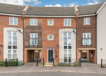 Thumbnail 4 bedroom town house for sale in Southwold Crescent, Broughton, Milton Keynes
