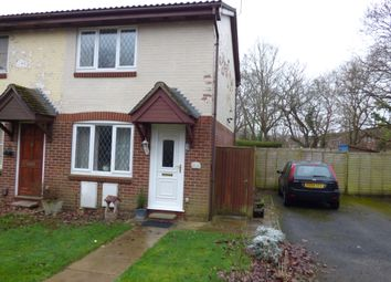 Thumbnail 2 bed end terrace house for sale in Milkwood Court, Totton
