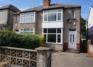 Thumbnail 2 bed semi-detached house for sale in Richmond Road, Sheffield