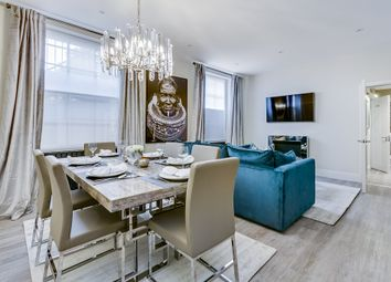Thumbnail 1 bed flat to rent in Eaton Square, London