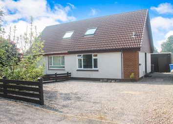 Thumbnail 3 bed semi-detached house for sale in Ferntower Avenue, Inverness