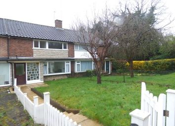 Thumbnail 3 bed terraced house to rent in Horsleys Maple Cross, Rickmansworth