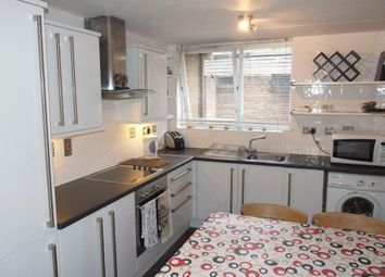 Thumbnail 3 bed flat to rent in Burr Close, Wapping