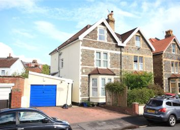 Thumbnail 4 bed end terrace house for sale in Brynland Avenue, Bishopston, Bristol