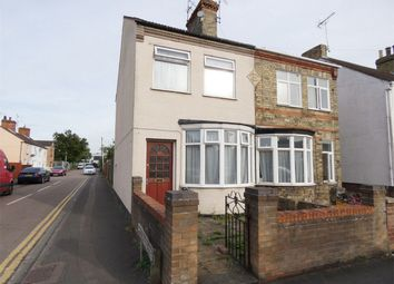 Thumbnail 3 bed semi-detached house for sale in Garton End Road, Peterborough, Cambridgeshire