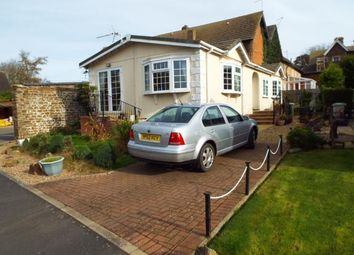Thumbnail 2 bed mobile/park home for sale in Lonsborough Gardens, Langham, Rutland