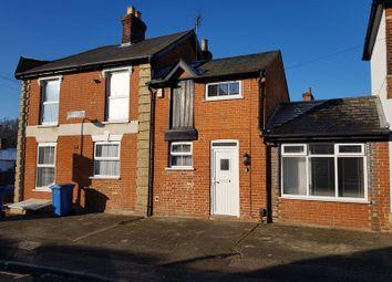 Thumbnail 3 bedroom property to rent in Felixstowe Road, Ipswich