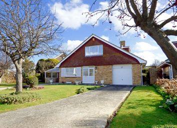 Thumbnail 3 bed detached house for sale in Regis Avenue, Aldwick Bay Estate, Aldwick, Bognor Regis