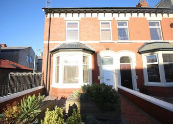 Thumbnail 5 bed end terrace house for sale in Northumberland Avenue, Blackpool