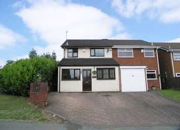Thumbnail 5 bed semi-detached house for sale in Dudley, Netherton, Northfield Road