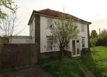Thumbnail 3 bedroom semi-detached house for sale in Callington Road, Reading