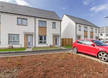 Thumbnail 3 bed end terrace house for sale in Huntly Crescent, Stirling, Stirlingshire