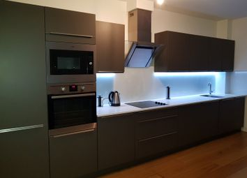 Thumbnail 3 bed flat to rent in Stewarts Road, London