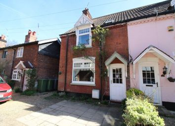 Thumbnail 3 bed semi-detached house for sale in Chapel Lane, Thorpe St. Andrew, Norwich