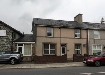 Thumbnail 3 bedroom terraced house for sale in Market Place, Penrhyndeudraeth, Gwynedd