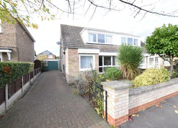 Thumbnail 2 bedroom semi-detached house for sale in Weymouth Crescent, Scunthorpe