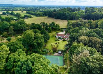 Thumbnail 4 bed country house for sale in Holdfast Lane, Haslemere