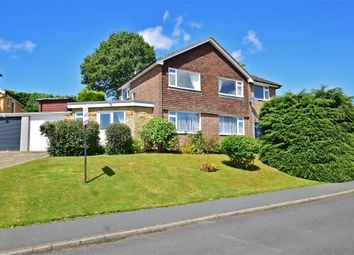 Thumbnail 4 bedroom detached house for sale in Shawfield, Crowborough, East Sussex