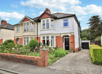 Thumbnail 3 bed semi-detached house for sale in Heathwood Grove, Heath, Cardiff