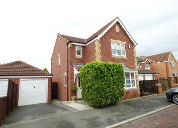 Thumbnail 3 bed detached house for sale in Dunscar, Houghton Le Spring