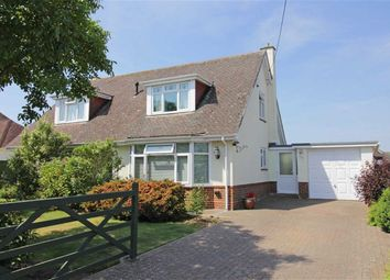 Thumbnail 3 bedroom detached bungalow for sale in Sea Road, Barton On Sea, New Milton