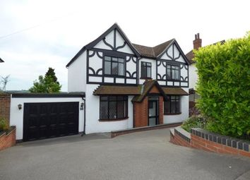 Thumbnail 3 bed detached house for sale in Field Lane, Burton-On-Trent, Staffordshire