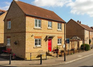 Thumbnail 3 bed detached house for sale in Crow Hill, Sandy, Bedfordshire