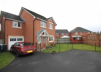 Thumbnail 3 bed detached house for sale in Snowball Close, Crook, Co Durham