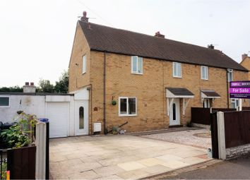 Thumbnail 3 bed semi-detached house for sale in Oldfield Crescent, Doncaster