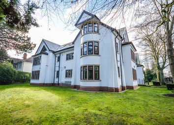 Thumbnail 2 bed flat for sale in Maple Road West, Brooklands, Manchester
