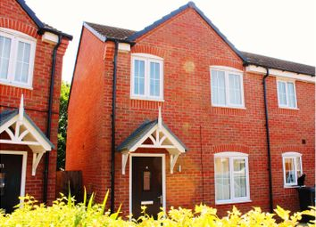 Thumbnail 3 bed end terrace house for sale in Pendine Close, Kidderminster