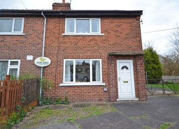 2 bed semi-detached house for sale in Brooklands Road, Walton, Wakefield WF2
