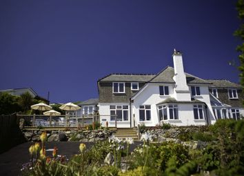 Thumbnail 5 bedroom detached house for sale in Valley Road, Carbis Bay, St. Ives