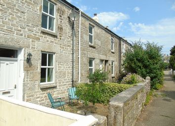 Thumbnail 2 bed terraced house for sale in Princess Street, St Just, Cornwall.