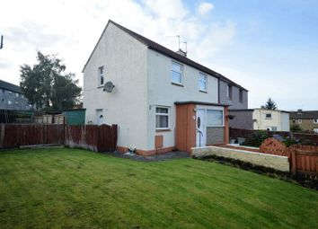 Thumbnail 3 bed semi-detached house to rent in St. Drostan Road, Glenrothes, Fife
