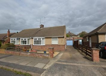 Thumbnail 2 bed bungalow for sale in Spinney Hill Crescent, Parklands, Northampton, Northamptonshire