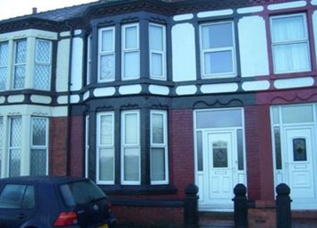 Thumbnail 5 bedroom property to rent in Grant Avenue, Wavertree, Liverpool
