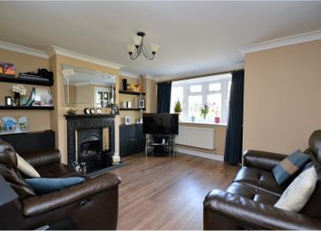 Thumbnail 2 bed terraced house for sale in Deans Road, Brentwood