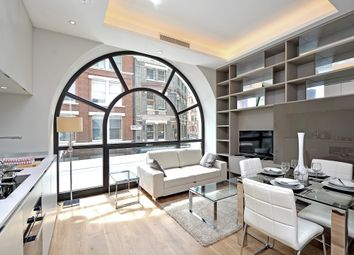 Thumbnail 1 bed flat for sale in Great Newport Street, London