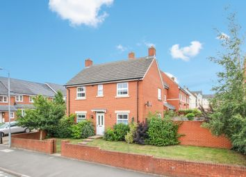 Thumbnail 3 bed detached house for sale in Station Road, Royal Wootton Bassett, Wiltshire