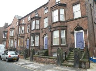 Thumbnail 2 bed flat to rent in Livingston Avenue, Liverpool
