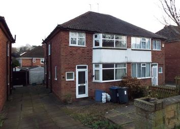Thumbnail 3 bedroom semi-detached house for sale in Gibbins Road, Birmingham, West Midlands