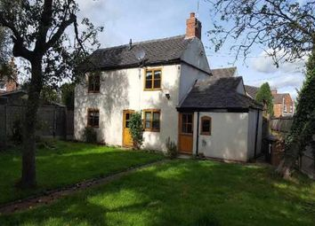 Thumbnail 4 bed cottage to rent in Dale End Road, Hilton, Derbys