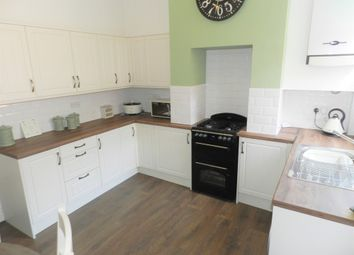 Thumbnail 2 bed terraced house for sale in Salisbury Road, Preston