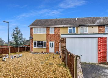 Thumbnail 3 bed end terrace house for sale in The Furlong, Yarnfield, Stone